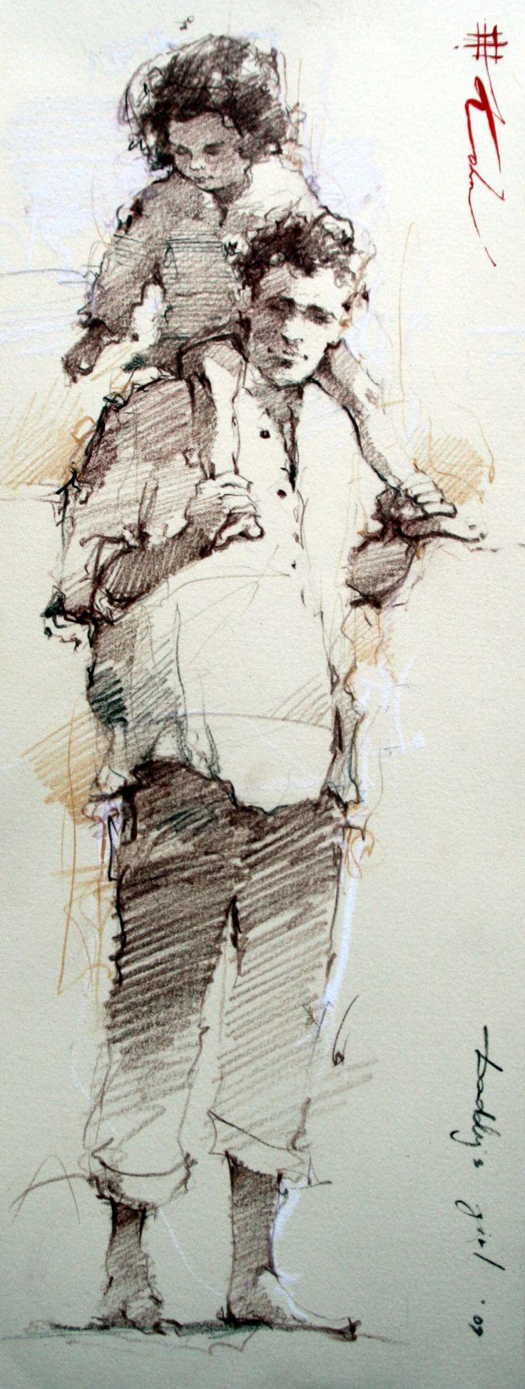 """""""Daddy's Girl"""" - Andre Kohn"""