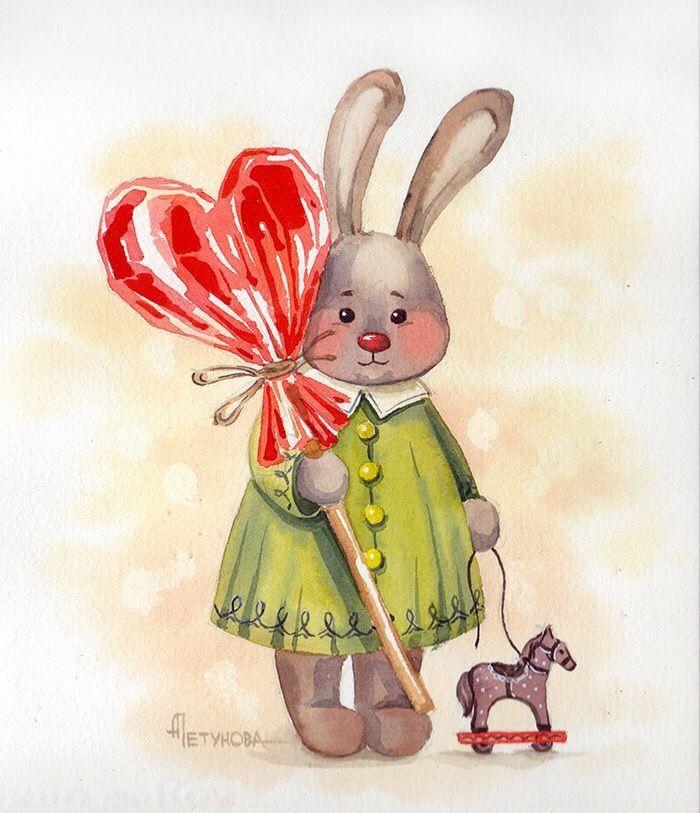 Боулинга, кролики смешные рисунки