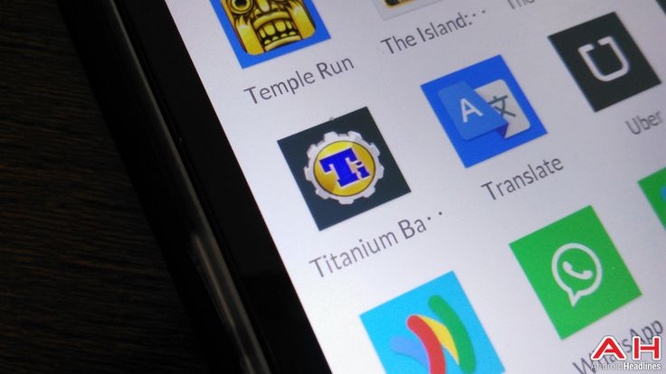 Titanium Backup Updated With Support For Marshmallow