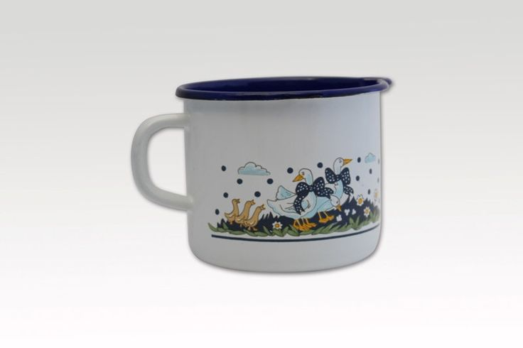 A personal favourite from my Etsy shop https://www.etsy.com/ie/listing/232800011/french-vintage-enamel-jug-enamelware