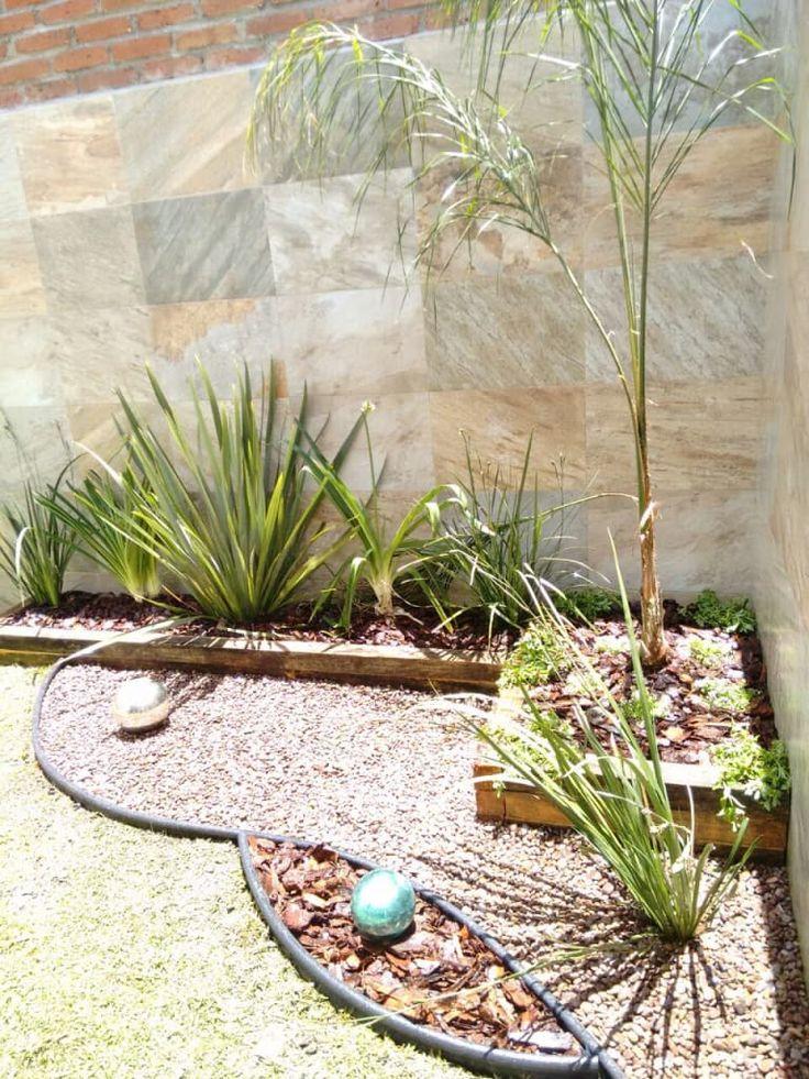 Dise o de jard n velazquez jardines de estilo por arqca for Idea paisajismo patio al aire libre
