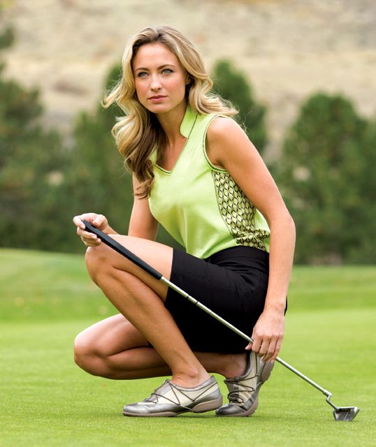 17 best images about golf glamour on pinterest golfers for High end golf shirts