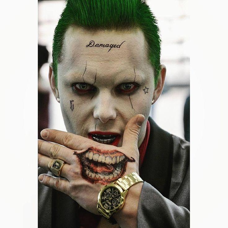 Inspiration & Accessories: DIY Suicide Squad Joker Halloween Costume Idea