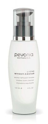 Pevonia Timeless Balm Cleanser 120ml. This is an exquisite Gentle foaming cleanser unlike any other!. Smooth and silky balm texture foams upon contact with water. Rich and soft leather cleanses thoroughly and rinses easily without any residue. A Luxurious cleanser with Caviar extract and Lemon Peel Oil that unites Effectiveness with Pleasure!. Good for All skin types specifically Mature Skins - Prime Quality!.