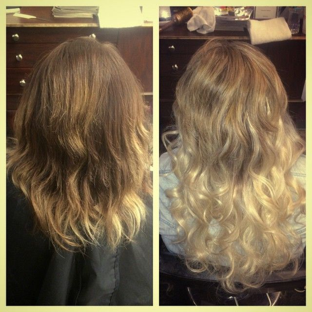 31 best hair extensions images on pinterest salons foxes and hair ombre hair extensions pmusecretfo Image collections