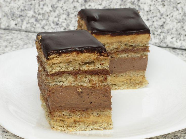Prăjitură Opera