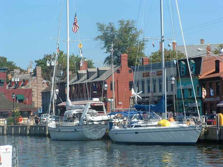 Annapolis Maryland Places I Ve Been Pinterest