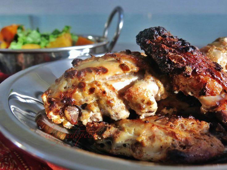 Tandoori Chicken from the home kitchen