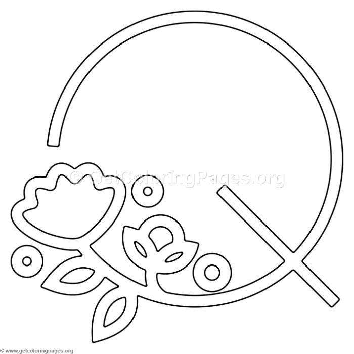 Letter Q Coloring Page Twisty Noodle Alphabet Coloring Pages