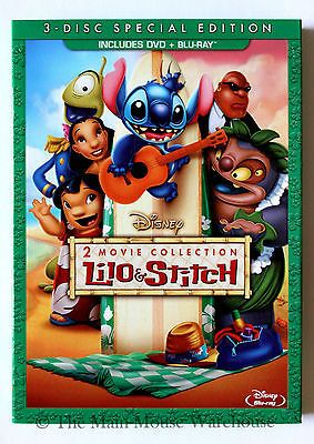 cool Lilo & Stich and Stitch Has a Glitch 2 Movie Disney DVD & Blu-ray wSlipcover - For Sale View more at http://shipperscentral.com/wp/product/lilo-stich-and-stitch-has-a-glitch-2-movie-disney-dvd-blu-ray-wslipcover-for-sale/