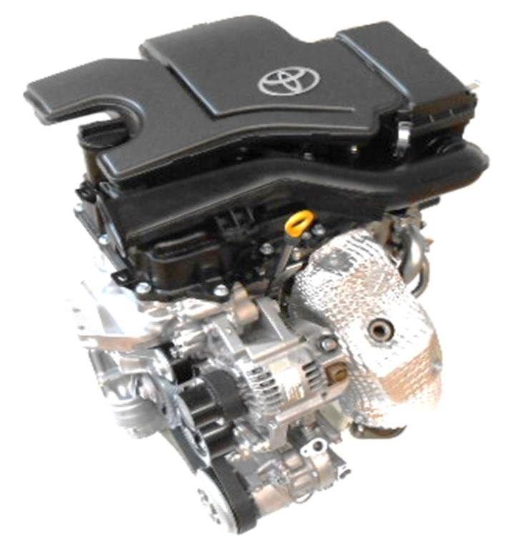 1.0-liter gasoline engine