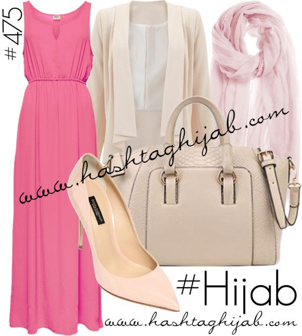 Hashtag Hijab Outfit #475