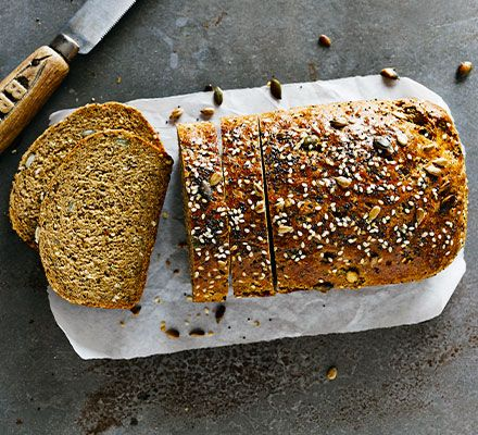 This hearty, wholesome bread is rich in flavour and packed with seeds - try pumpkin, sunflower, poppy or linseeds