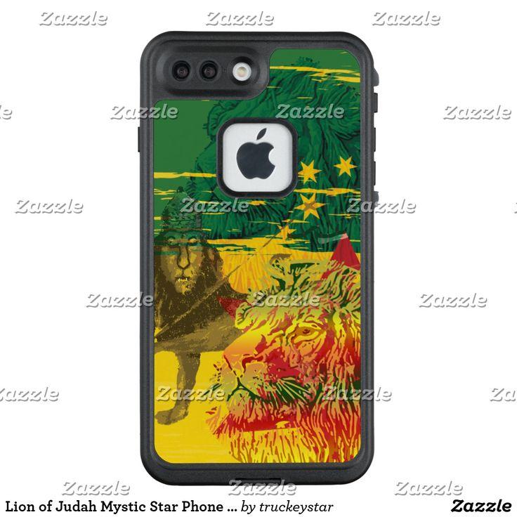Lion of Judah Mystic Star Phone Cover