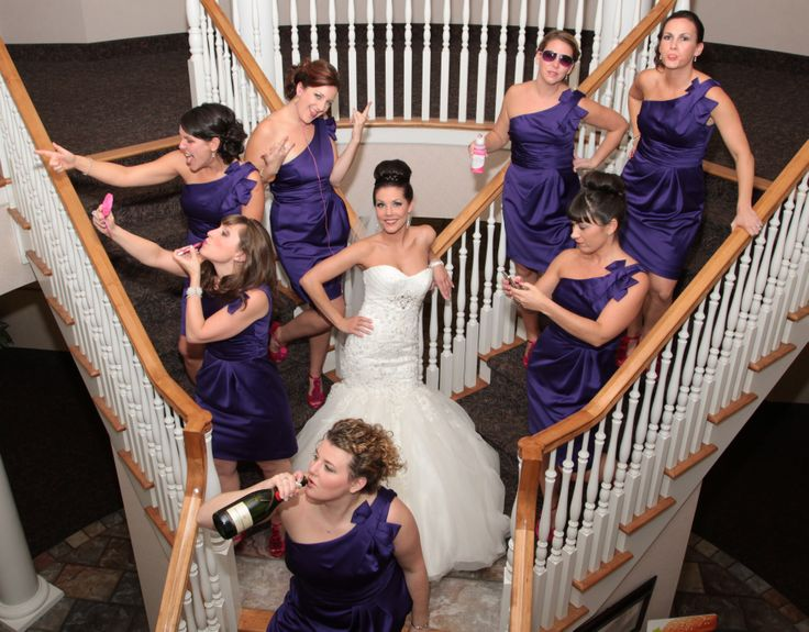 Fun Wedding Ideas Pinterest: Funny Bridesmaid Picture