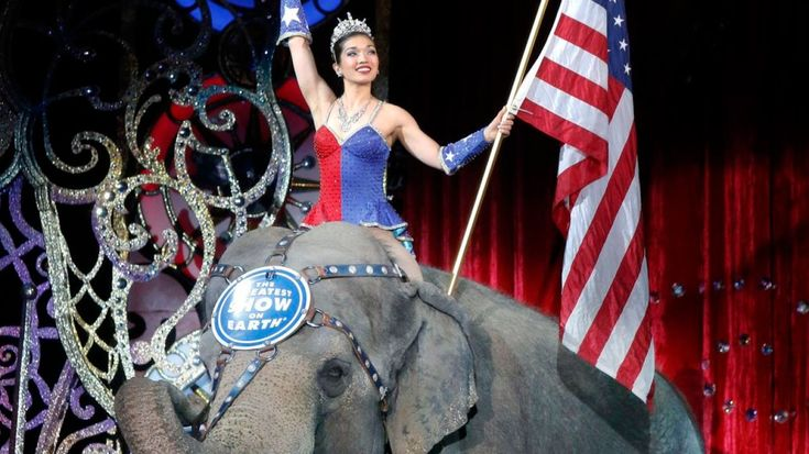 Those wanting to catch the very last Ringling Bros. and Barnum