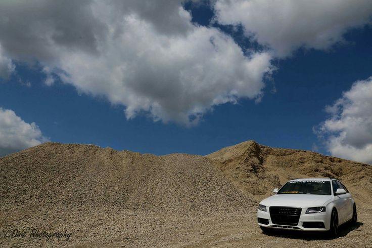 Audi van het schatje