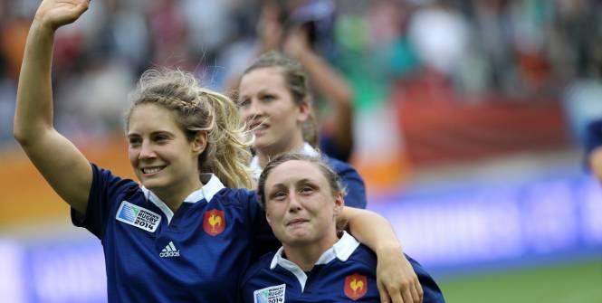 Ils veulent tous du rugby féminin ! - L'Equipe - 23/12/2014