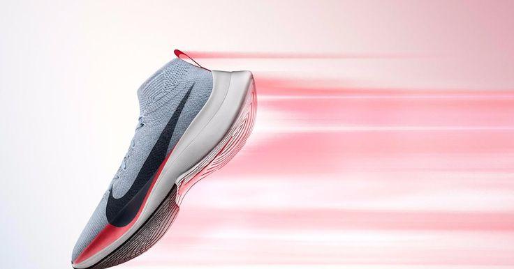 Nike created a brand new #running shoe to break a huge #marathon record-  #sportswear #happywednesday