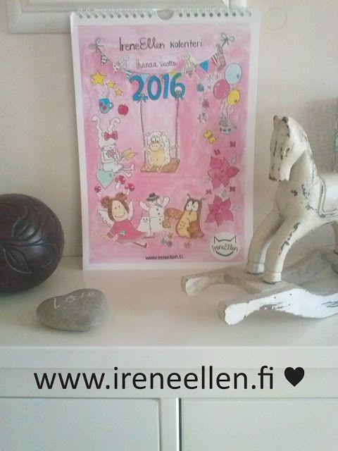 IreneEllen : Kalenteri 2016