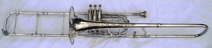 getzen valve trombone - Google Search. I'm looking at a used Getzen valve trombone now.