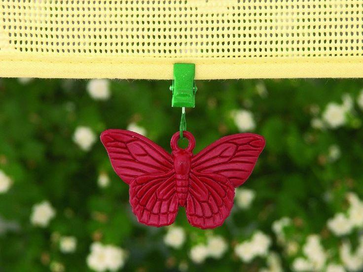 Obciążniki do obrusów x4 Motylki