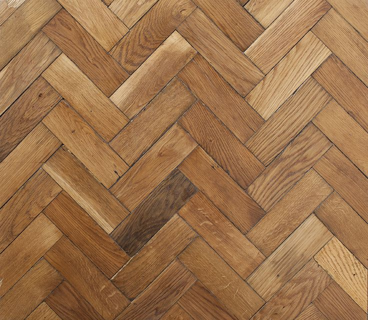 Reclaimed English Oak Herringbone Parquet Flooring, No Adhesive, Parquet  Block Floorings With Reclaimed U0026