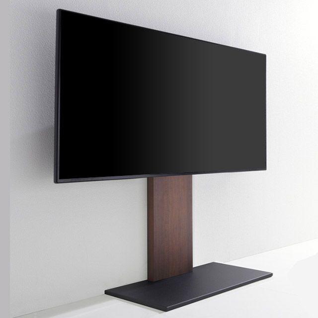解説 配線など余分なものを見せないデザイン性の高い壁寄せTVスタンド。美しいサテン塗装も魅力です。ソファーやイスで見やすいロータイプ。最大60V大型TV対応で、5段階の高さ調節ができます。   サイズ  約幅60×奥行40×高さ121.5~101.5cm   重量  約13.5kg   耐荷重  約40kg   素材  スチール(粉体塗装)   備考  お客様組立品(目安:大人2名で30分) 対応テレビサイズ60インチまで 高さ調節5段階