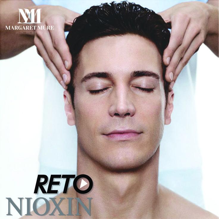Disfruta del masaje capilar profundo incluido en tu Ampolleta de Microdermoabrasión - ¡Forma parte del #RetoNioxin!