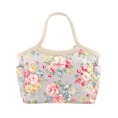 Spring Bouquet Bucket Bag