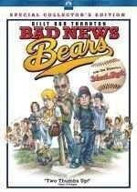 Bad News Bears (Widescreen Edition) [2005] with Billy Bob Thornton Description Item Specifics:  Condition:Used UPC:097363445746    Movie Description Hollywood's tradition of remaking classic movies continues with this 21st-century updating of the 1976 romp, THE BAD NEWS BEARS.