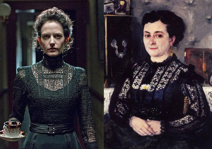 'Penny Dreadful' Costume Designer Gabriella Pescucci on Her Dreadfully Delicious Designs |Filmmakers,Film Industry, Film Festivals, Awards & Movie Reviews | Indiewire