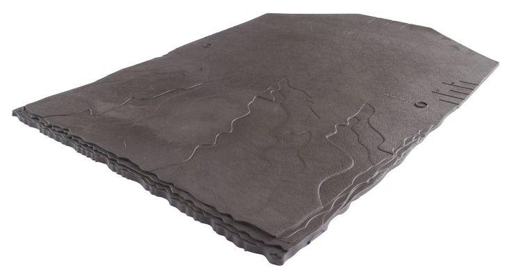Best Eco Slate Roof Tile Grey Departments Diy At B Q 400 x 300
