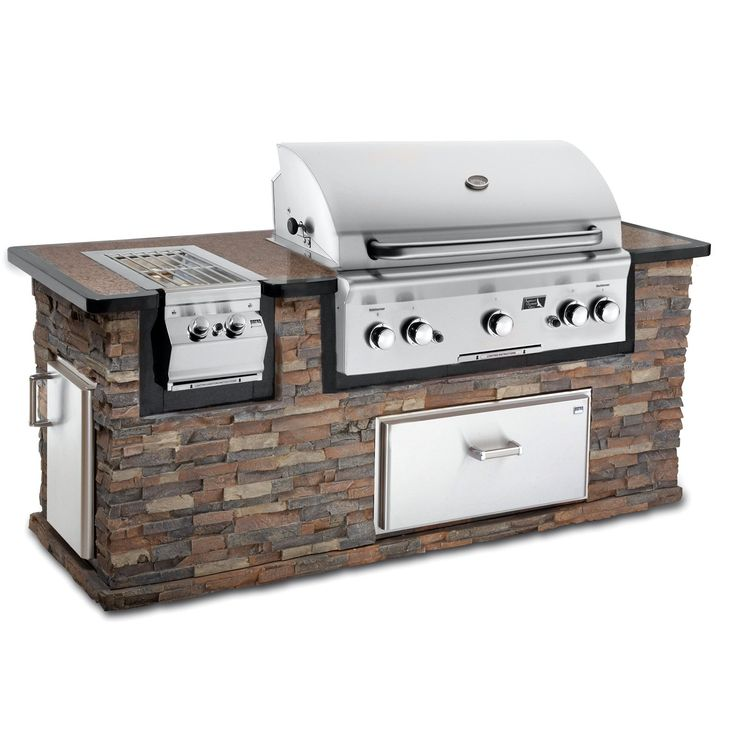 Boy Toys. heck, Girl Toys! LOVE.. American Outdoor Grill 36 Inch Built-In Gas Grill $1749.00