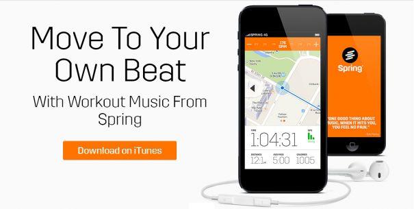 Spring — музыка под стиль вашего бега   macuser, Блог о продуктах Apple, гаджетах, новостях hi-tech, обзоры лучших приложений из appstore