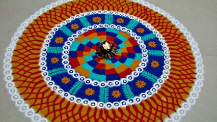 sanskar bharti rangoli basics - Google Search