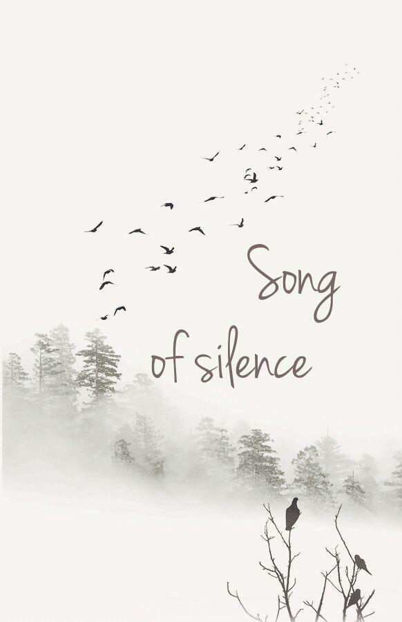 poetique silence ..    X ღɱɧღ ||
