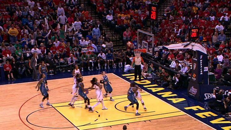 Into The Action: Game 4 WNBA Finals - WNBA News Videos
