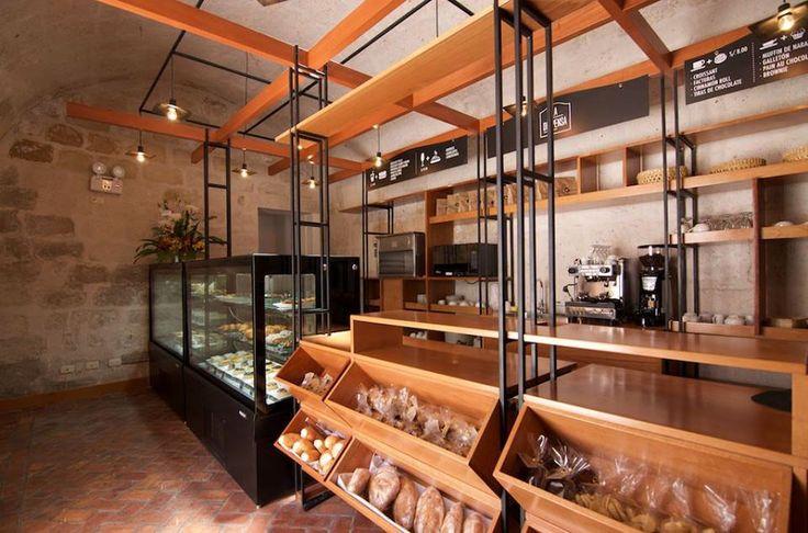 Behance :: Editing Cafeteria La Despensa