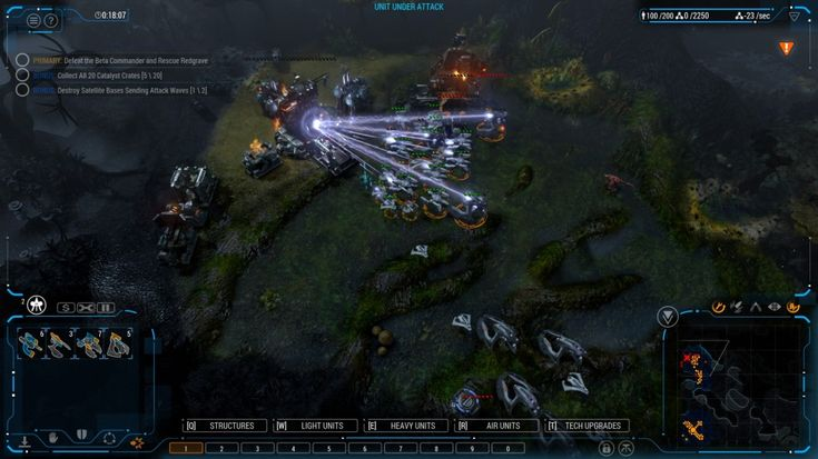 Grey Goo Review: A real-time strategy throwback that moves forward | Ars Technica