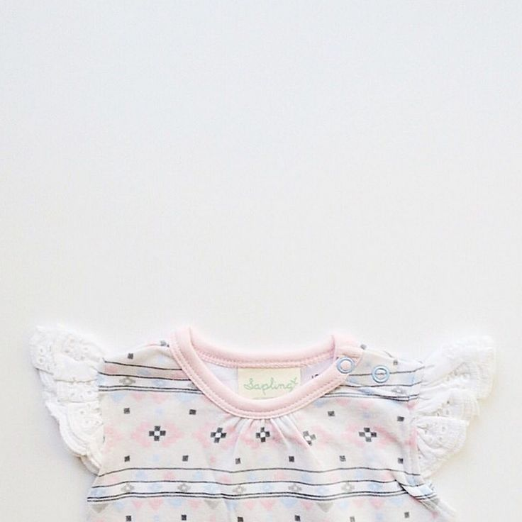 Lace Body Suit | Sapling Child #babystyle