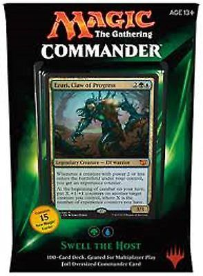 MTG Sealed Booster Packs 19109: Magic Mtg Cards Commander 2015 Deck - Swell The Host - Brand New Free Shipping -> BUY IT NOW ONLY: $34.97 on eBay!