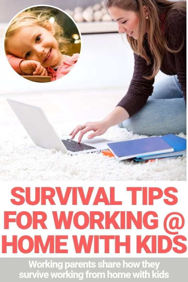 Work From Home Tips For Parents From Parents Who Wfh Work From Home Tips Working From Home Meme Working From Home