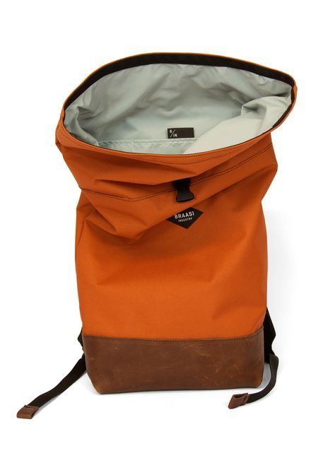 9a0cadcdf439 Other cycling bags. Simple rolltop Braasi Industry braasi.com