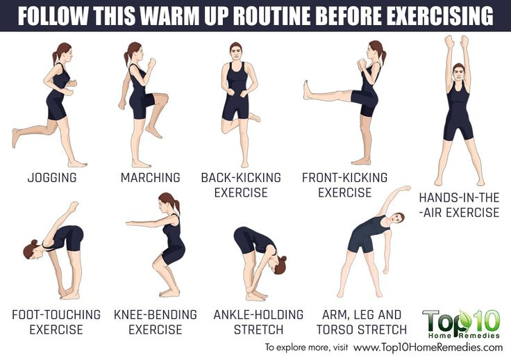 PHYSIOTHERAPY FOR LIFE: Warm up exercises for your winter work out