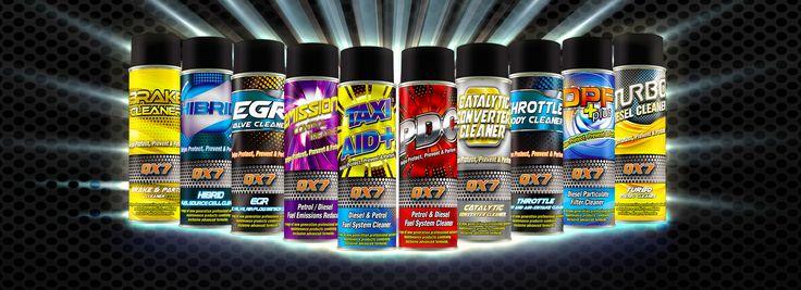 The Full Range Of Qx7 Additives