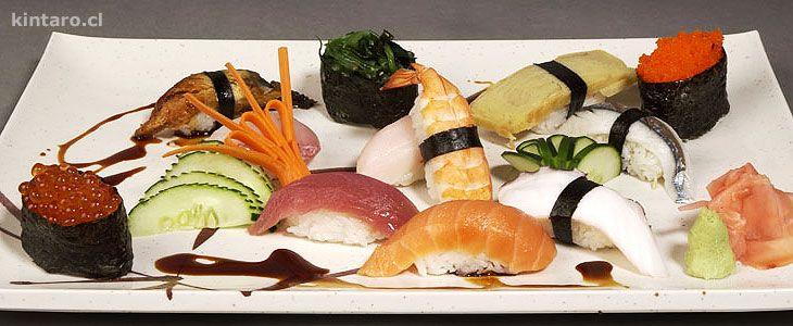 Kintaro Restaurant: Sushi, Sashimi, La Comida Tradicional Japonesa - Santiago de Chile