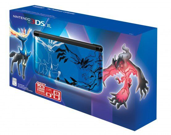 Two Pokemon X And Y Themed 3DS XL's Heading To North America - http://leviathyn.com/games/news/2013/09/04/two-pokemon-x-and-y-themed-3ds-xls-heading-to-north-america/