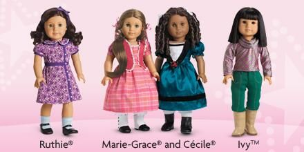 Disappointed that American Girl is archiving these lovely dolls