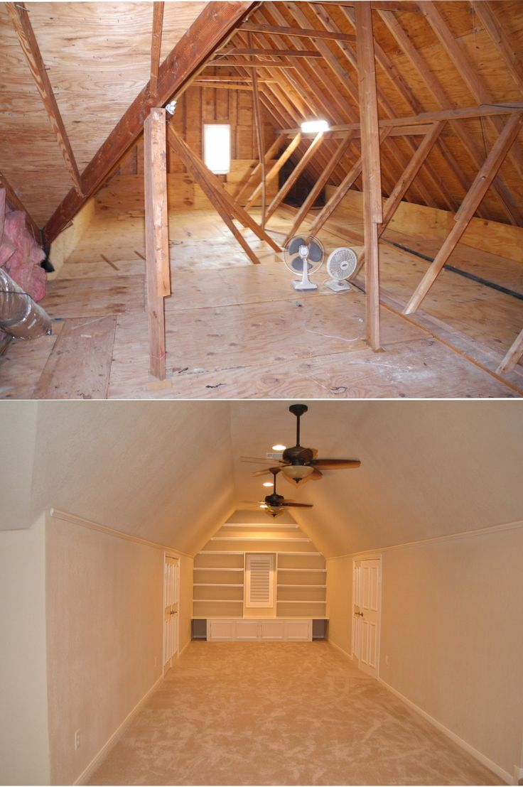 Best 25 Attic Renovation Ideas On Pinterest Attic Conversion Attic Loft And Finished Attic